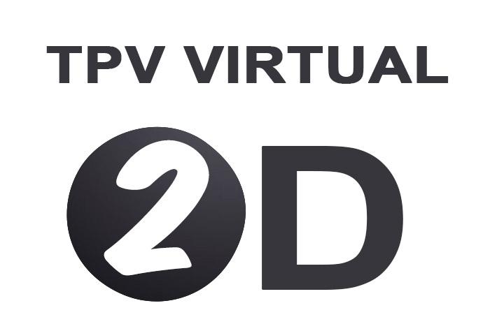 TPV virtual 2D