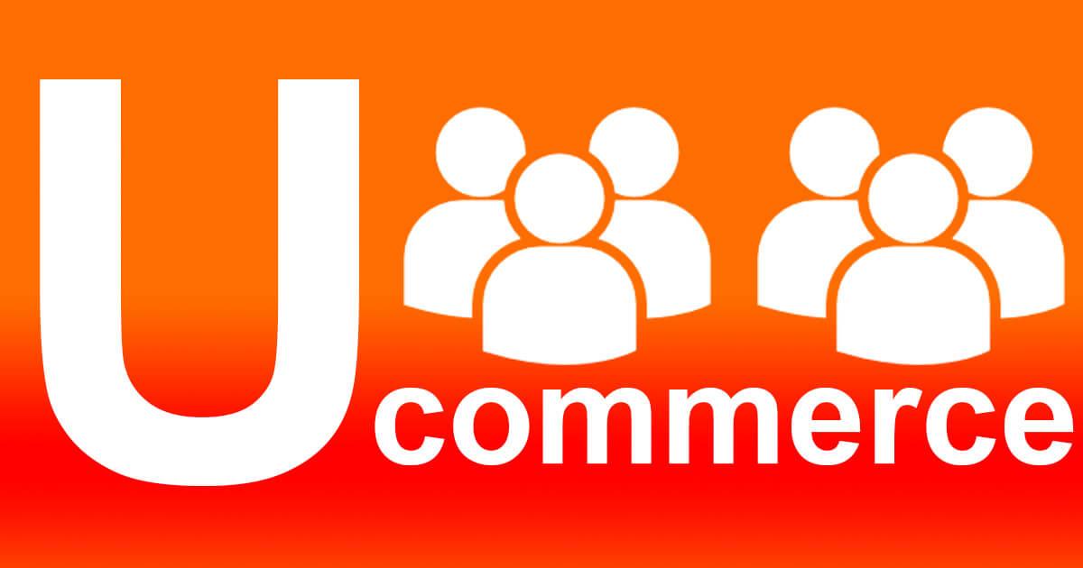 U-commerce