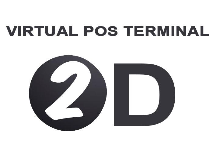 Virtual POS terminal 2D