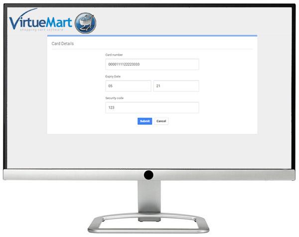 Virtual POS VirtueMart