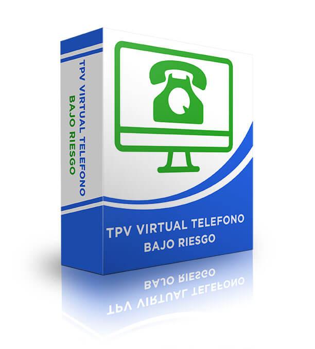 TPV VIRTUAL teléfono bajo riesgo