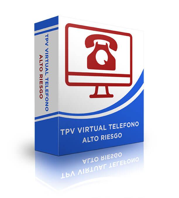 TPV VIRTUAL teléfono alto riesgo