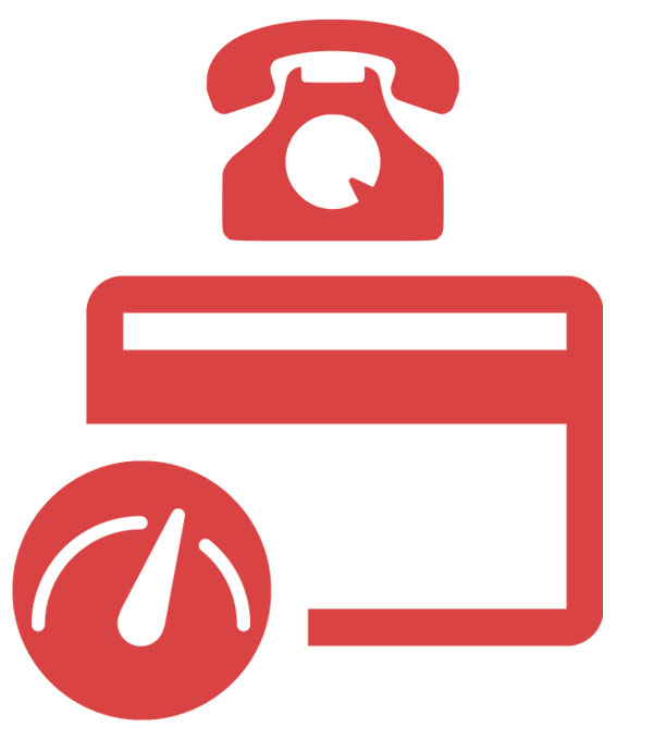 Aceptar tarjetas TPV Virtual por teléfono alto riesgo