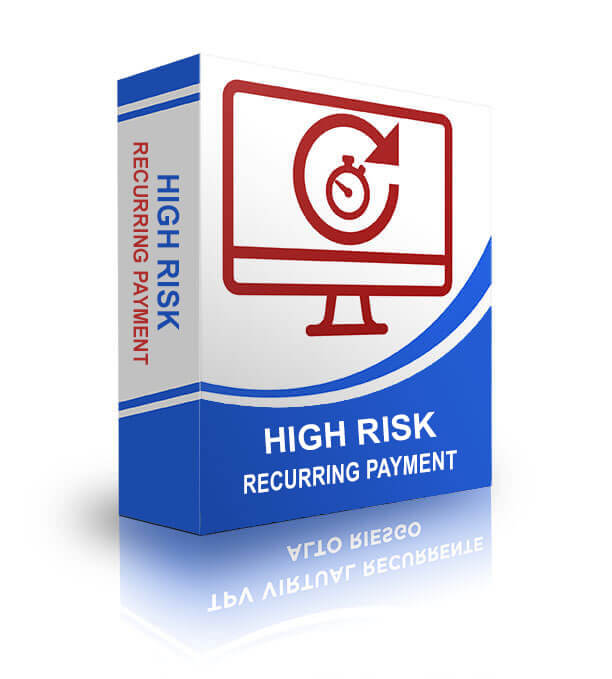 High risk recurring payment