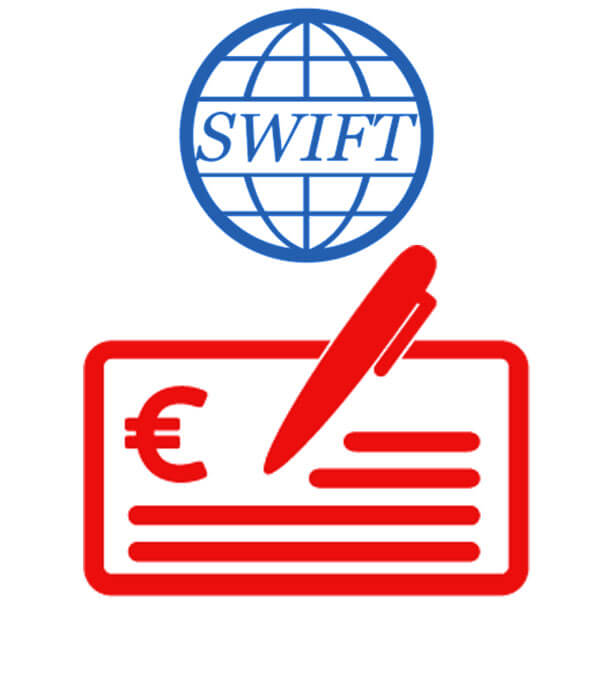 Swift offshore bank account outside european union